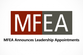 MFEA Announces Leadership Appointments