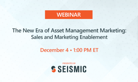 Sales & Marketing Enablement Webinar | December 4