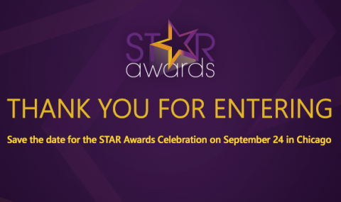 STAR Awards | Thank You For Entering