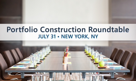 Presentations Available | Portfolio Construction Roundtable