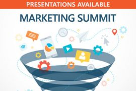 2019 Marketing Summit | Presentations Available