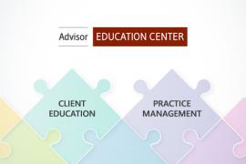 Submit Advisor Education Content