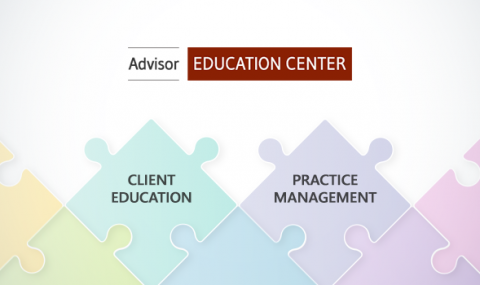 Submit Advisor Education Content