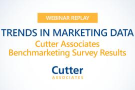 Webinar Replay | Trends in Marketing Data