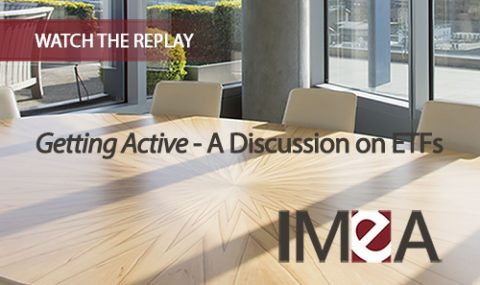Getting Active – A Discussion on ETFs