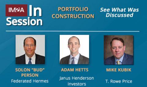 In Session   Portfolio Construction
