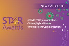 2021 STAR Awards | New Categories