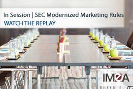 In Session | SEC Modernized Marketing Rules