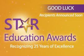 STAR Awards | Judging is Underway
