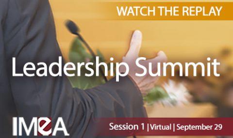 Leadership Summit | The Industry Reimagined